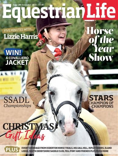 Equestrian Life Magazine Preview