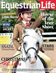 Equestrian Life Magazine issue November 2018