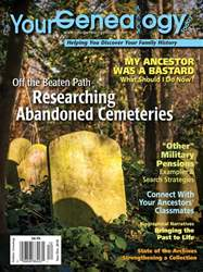 Your Genealogy Today issue NovDec2018