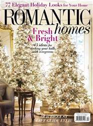 Romantic Homes issue December 2018