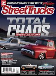 Street Trucks issue December 2018