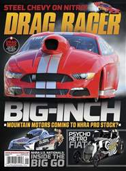 Drag Racer issue January 2019