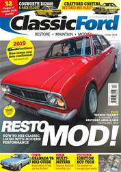 Classic Ford issue December 2018