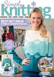 Simply Knitting issue Issue 179