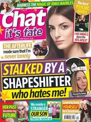 Chat Its Fate issue December 2018