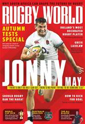 Rugby World issue December 2018