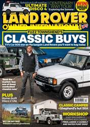 Land Rover Owner issue December 2018