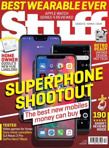 Stuff issue December 2018