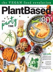 PlantBased issue December 2018