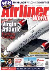 Airliner World issue   December 2018