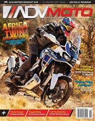 Adventure Motorcycle issue Nov/Dec 2018