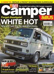 VW Camper issue December 2018