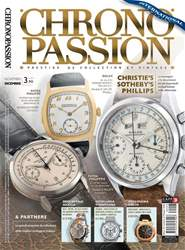 CHRONO PASSION issue N. 6 - Novembre/Dicembre 2018