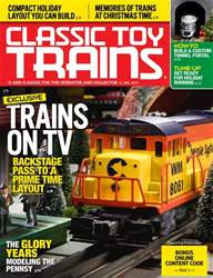 Classic Toy Trains issue January 2019