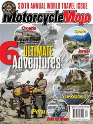 Motorcycle Mojo issue Dec-18
