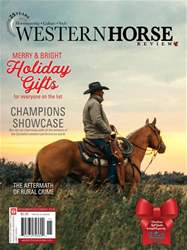 Western Horse Review issue Champions Edition