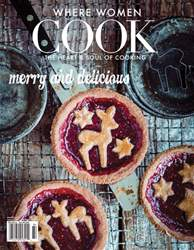 Where Women Cook issue HOLIDAY/WINTER 2018
