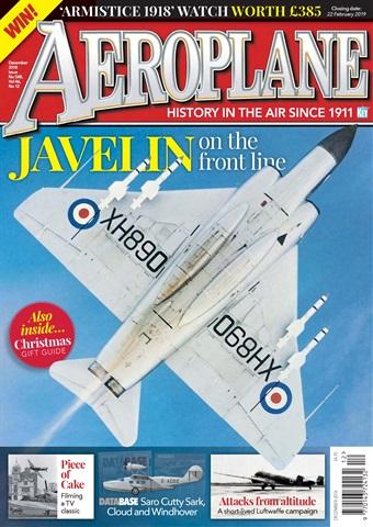 Aeroplane issue  December 2018