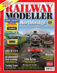 Railway Modeller issue December 2018