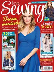 Love Sewing issue Issue 60