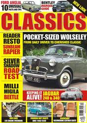 Classics Monthly issue December 2018