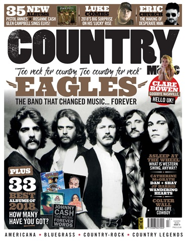 Country Music issue Dec/Jan 18