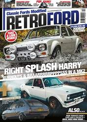 Retro Ford issue December 2018