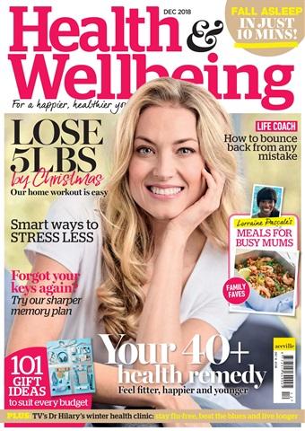 Health & Wellbeing issue Dec-18