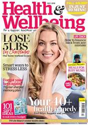 Health & Wellbeing issue Dec-18