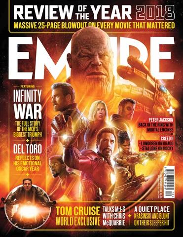Empire issue December 2018