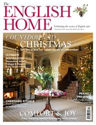 The English Home issue December 2018