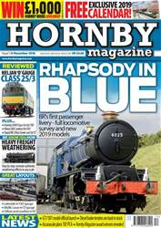 Hornby Magazine issue   December 2018
