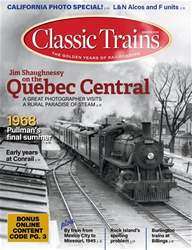 Classic Trains issue December 2018