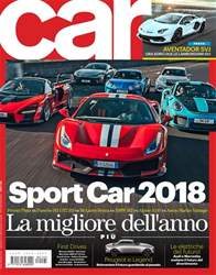 CAR magazine Italia issue CENTOCINQUE