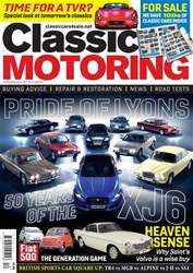 Classic Motoring issue Dec-18