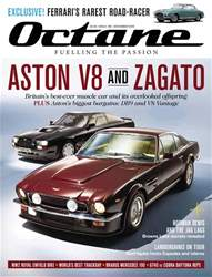 Octane Magazine Cover