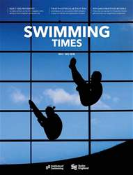 Swimming Times issue Nov - Dec 2018
