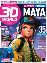 3D World issue Christmas