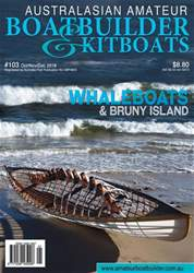 Australian Amateur Boat Builder issue AABB 103