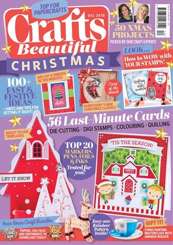 Crafts Beautiful issue Dec-18