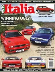 Auto Italia Mag 274 issue Auto Italia Mag 274
