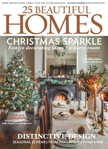 25 Beautiful Homes Kitchens: December 2018 Subscriptions