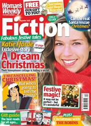 Womans Weekly Fiction Special issue December 2018
