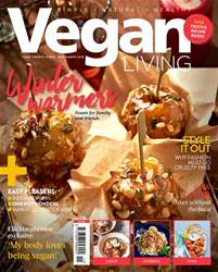 Vegan Living UK issue Vegan Living UK 24