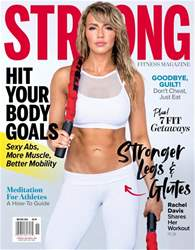 Strong Fitness issue Nov/Dec 2018