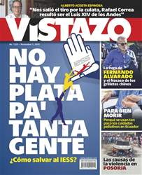 Revista Vistazo issue VISTAZO 1229