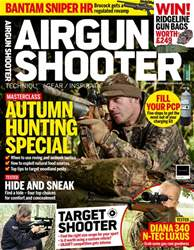 Airgun Shooter issue December 2018