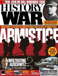 History of War issue Issue 61