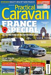 Practical Caravan issue December 2018