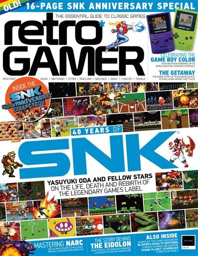 Retro Gamer Preview
